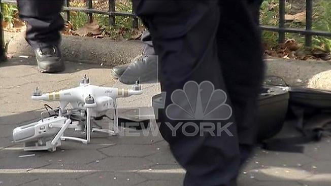 Confiscan dron que volaba sobre el Desfile de Macy's