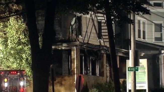 Incendio voraz cobra una vida en Nueva Jersey