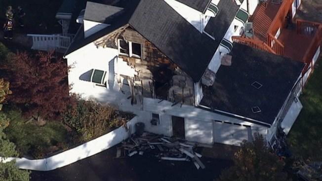 Mujer muere durante un voraz incendio en NY
