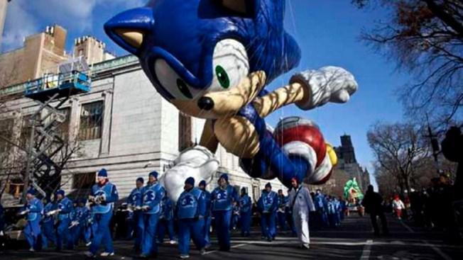Arranca el Desfile de Macy's de Nueva York