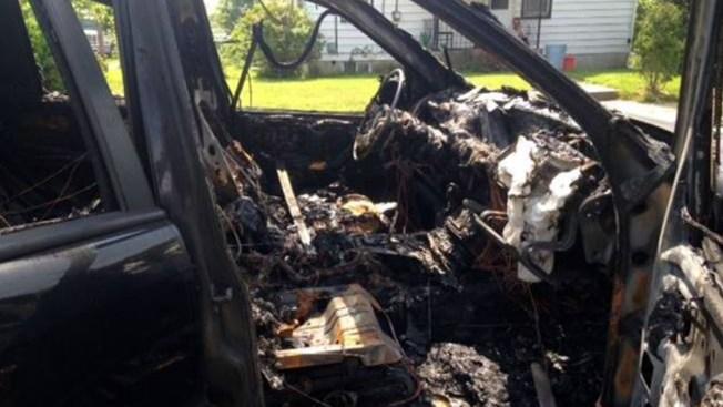 Cae sospechoso de incendiar autos en Long Island