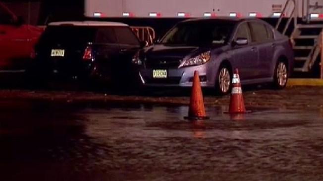 Aguaceros torrenciales ocasionan inundaciones