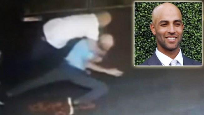 NY: Polémico video del arresto del tenista Blake