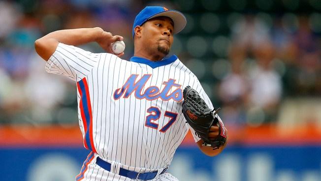 Acusado de violencia doméstica el pitcher de los Mets, Jeurys Familia