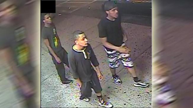 Cinco robos en una hora;  revelan los sospechosos