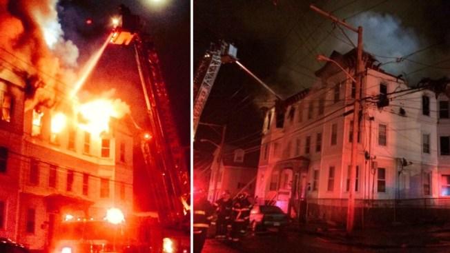 Incendio en Lawrence deja 31 desplazados