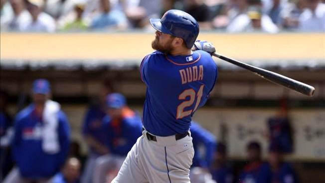 Mets barren a los Cubs y van a la serie Mundial