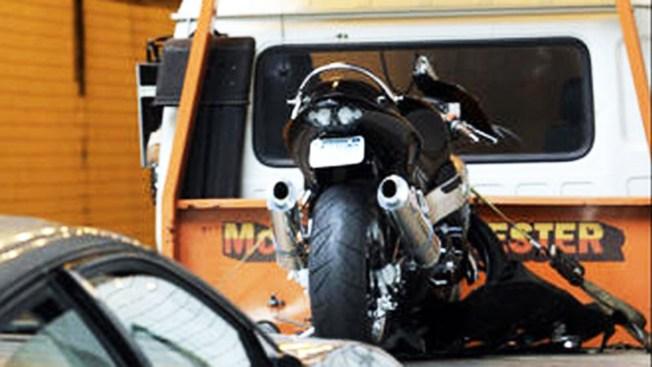 Policía de Nueva York muere en accidente de moto