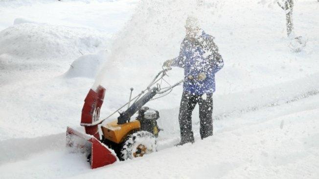 Prepárate para más nieve y frío extremo
