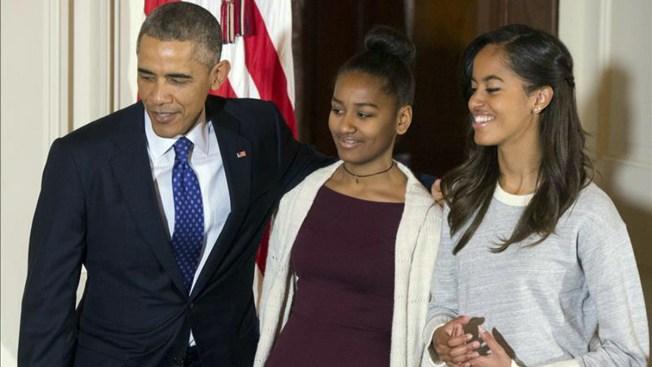Obama de fin de semana en Nueva York