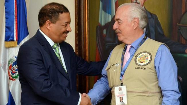 OEA despliega su misión de observación en Dominicana