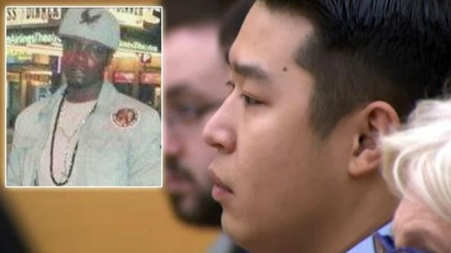 Piden libertad condicional para oficial culpable de asesinato