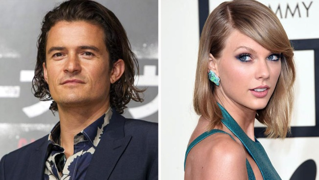 Harto de Taylor Swift, ¡se muda Orlando Bloom!