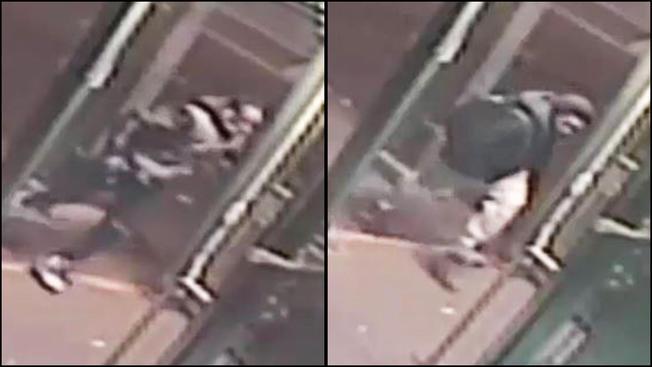 Pillos atacan a navajazos en el subway de El Bronx