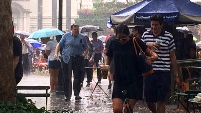 Tormentas severas: Alerta de inundaciones