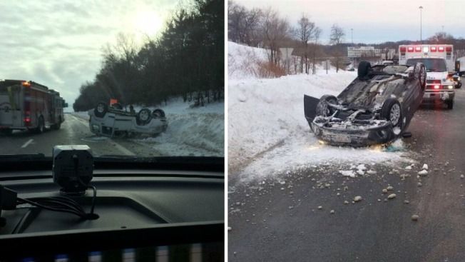 Accidentado regreso a la normalidad tras nevada