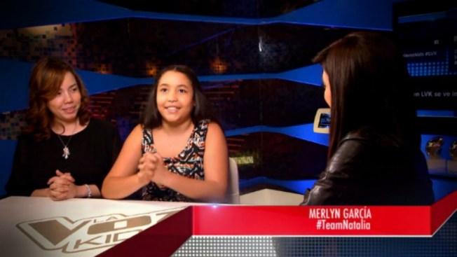 La Voz Kids: Merlyn y su madre nos inspiran