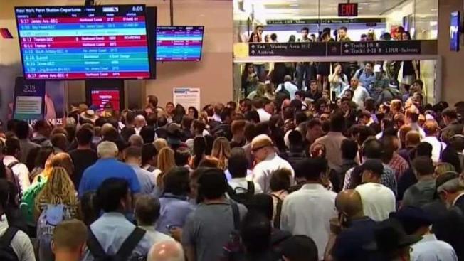 Estudio revela asombrante cifra de retrasos ferroviarios en Nueva Jersey y Nueva York