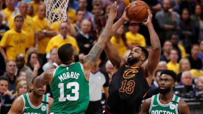 Cavaliers Empatan Serie Contra Los Celtics