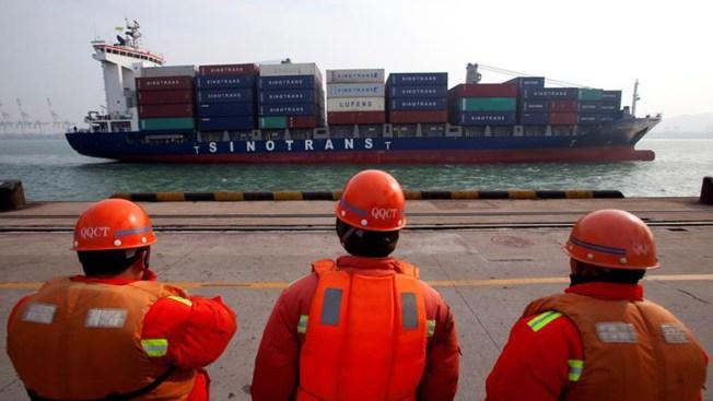 Guerra de aranceles: China le responde a Estados Unidos