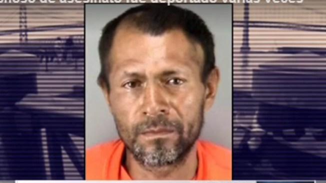 Sospechoso de asesinato había sido deportado