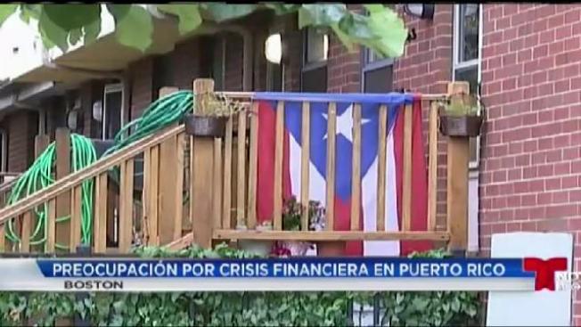 Preocupacion en Boston por crisis en Puerto Rico