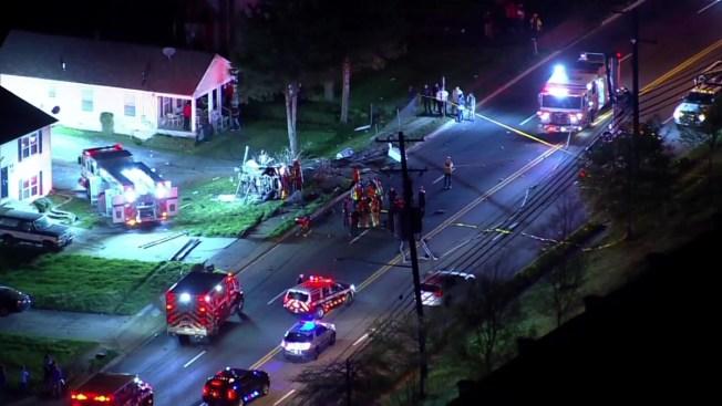 Siniestro en Capitol Heights deja un saldo de 4 muertos