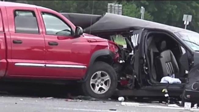 Choque en Long Island deja cuatro muertos