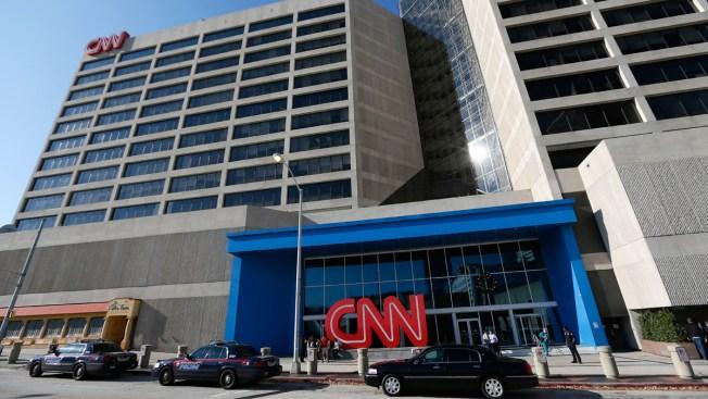 Detectan paquete sospechoso dirigido a CNN