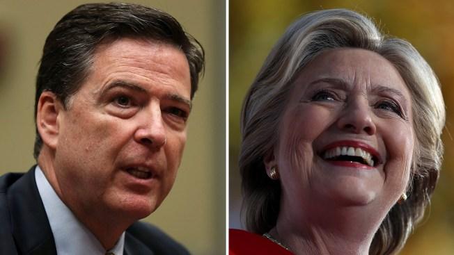 Comey se confiesa sobre Clinton y la polémica investigación