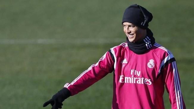 Ronaldo entre nominados a premios Laureus