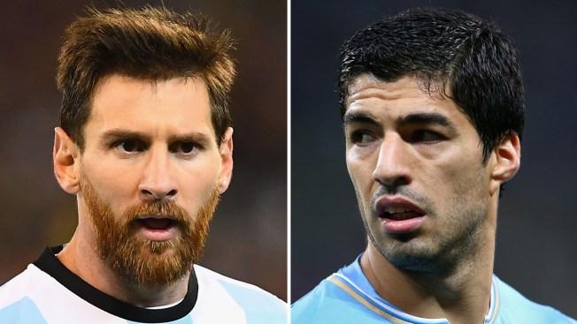 Sampaoli ve a Messi con ganas de jugar