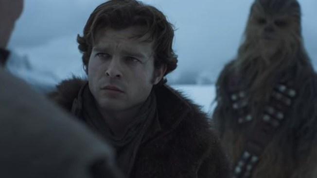 """El nuevo trailer de """"Solo"""", el último filme de """"Star Wars"""""""