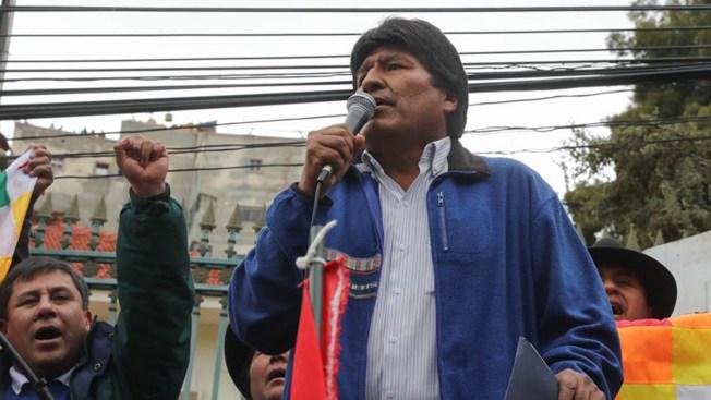Luz verde para que Evo Morales busque cuarto mandato