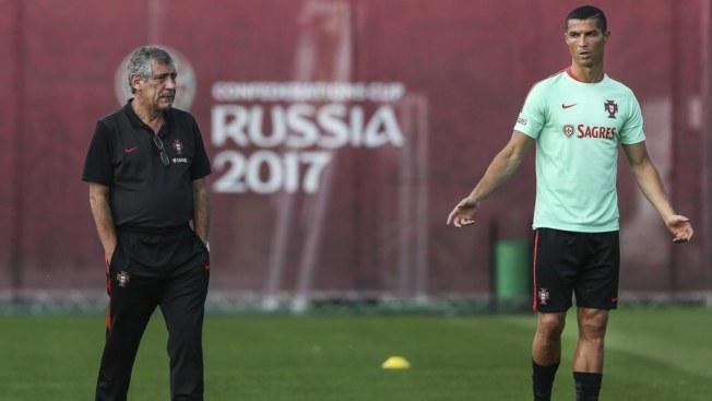"""México rescata empate con Portugal"""""""