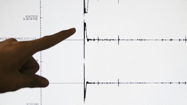Sismo de 4,6 grados Richter sacude zona central de Chile