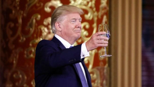 """Trump: extensa gira por Asia fue """"tremendamente exitosa"""""""