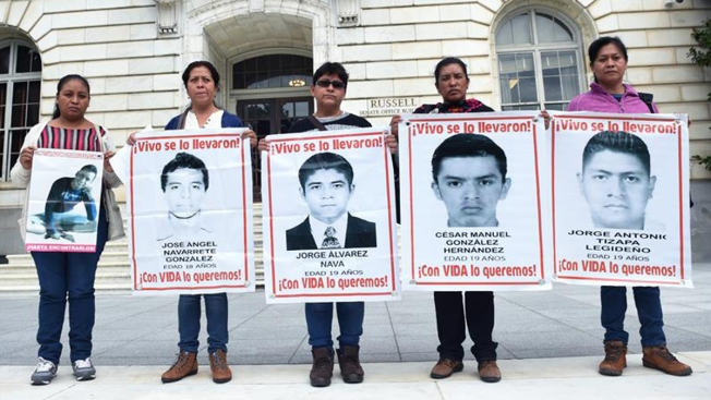 Ayotzinapa: sospechoso regresa al Ayuntamiento