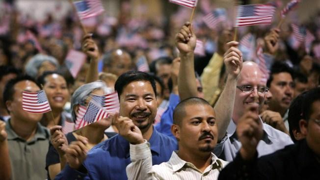 Programa para inmigrantes que quieran hacerse ciudadanos