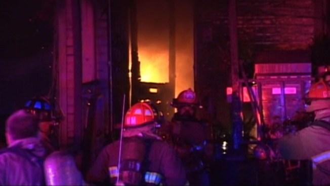 Fuego en Staten Island deja un muerto