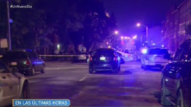 Violenta balacera en Baltimore cobra tres vidas
