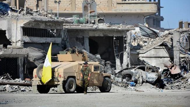 Otro duro golpe contra ISIS: ¿tendrá los días contados?