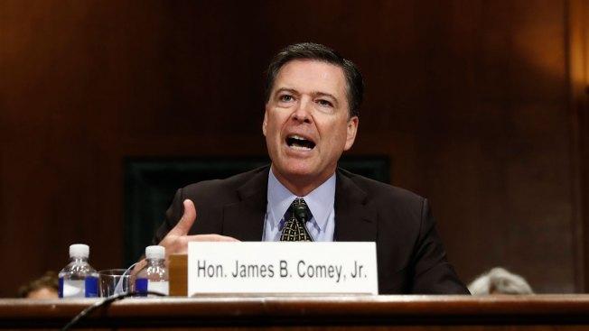 Congreso de EE.UU. solicitó al FBI documentos de Comey sobre Trump