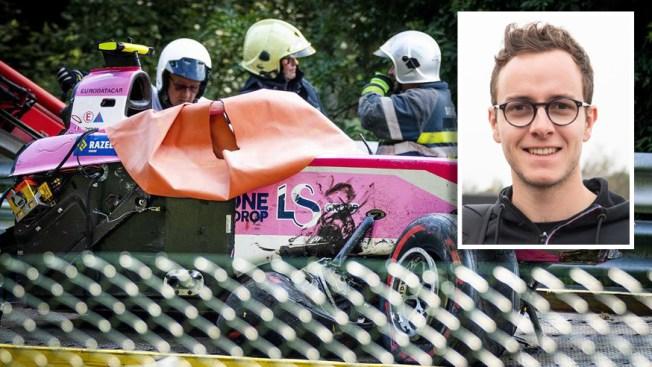 Muere joven piloto de Fórmula 2 tras brutal accidente en carrera de calificación en Bélgica