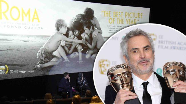 Victoria de Alfonso Cuarón y Roma en el BAFTA, ¿garantía para los Oscar?