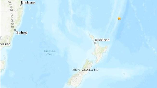 Terremoto al norte de Nueva Zelanda: réplica de 6.3 tras fuerte sismo de 7.2