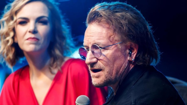 "Bono: narcotráfico, ""una carga muy injusta para México"""
