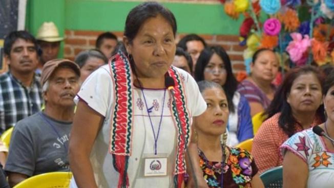 Caravana de candidata indígena sufre ataque; Gobierno lo niega
