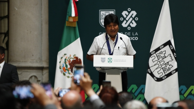 Cancillería: libertad de expresión de Evo Morales no viola asilo