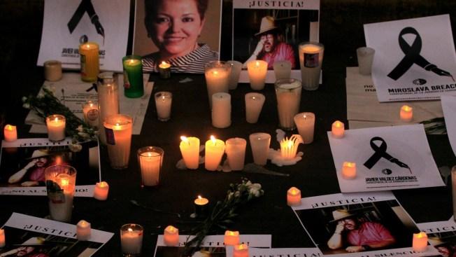 México cierra 2017 como el más inseguro para periodistas